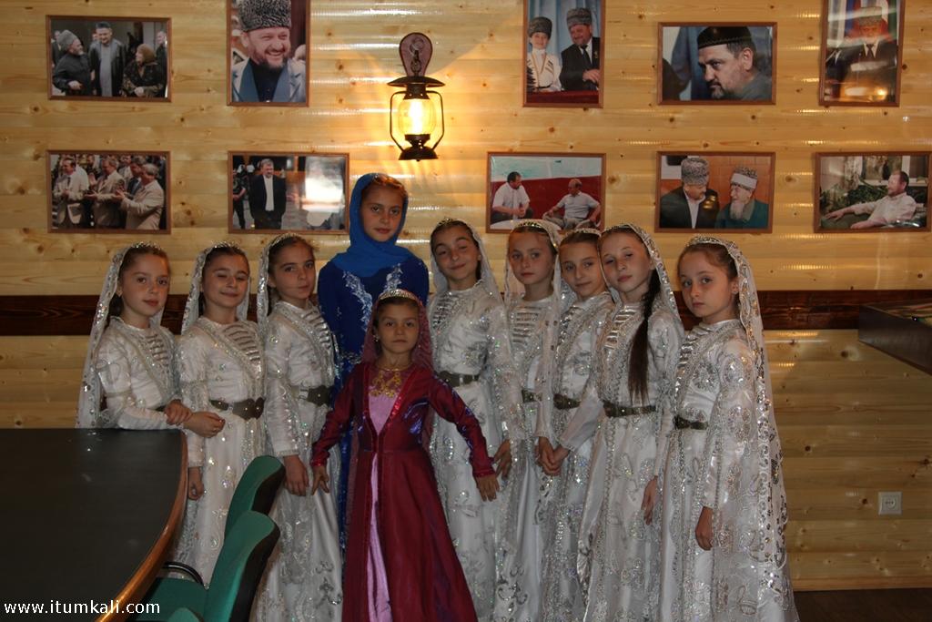 Итум-Кали фото Чечня башни