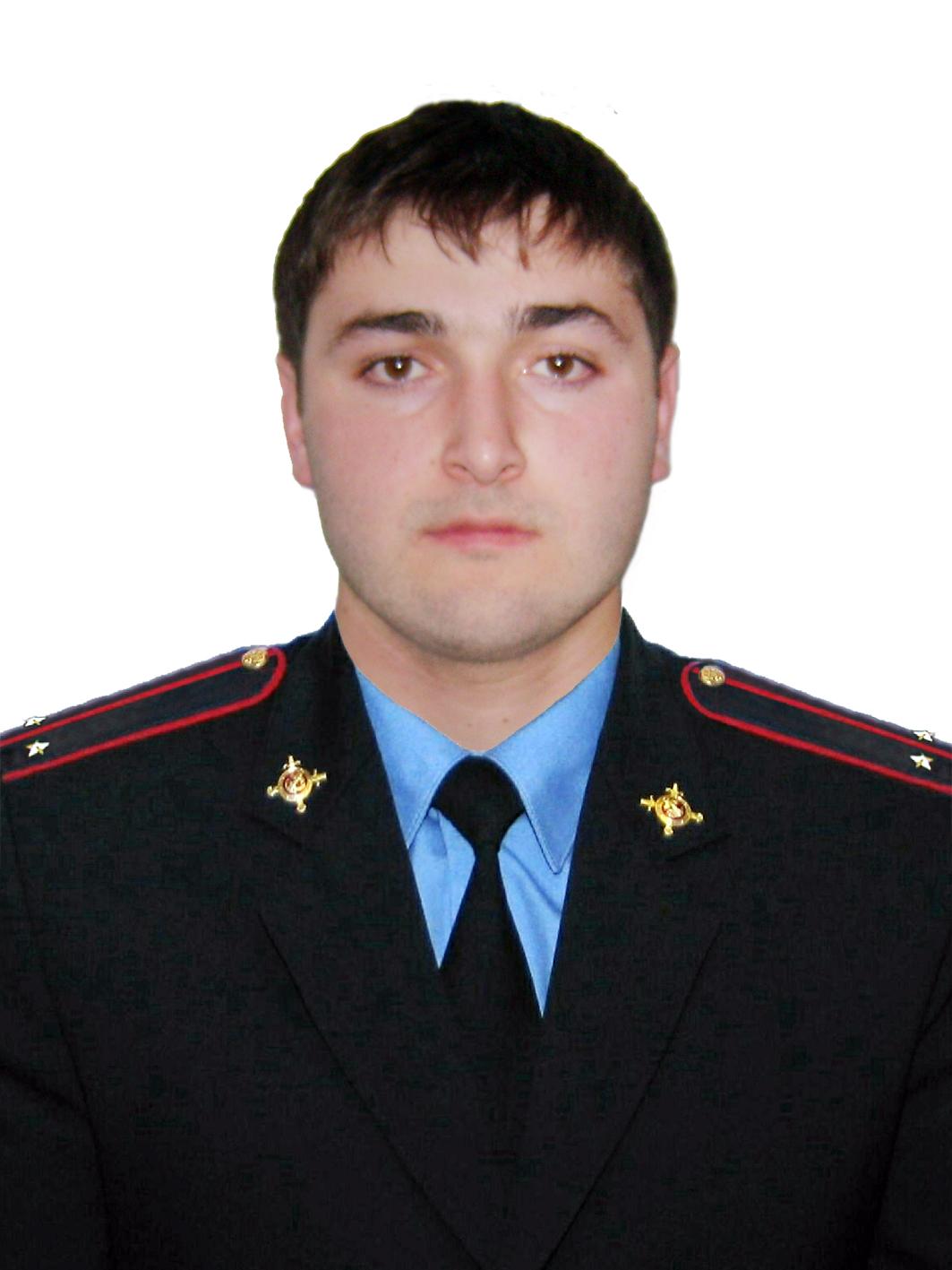 Батаев Джабраил Актамирович