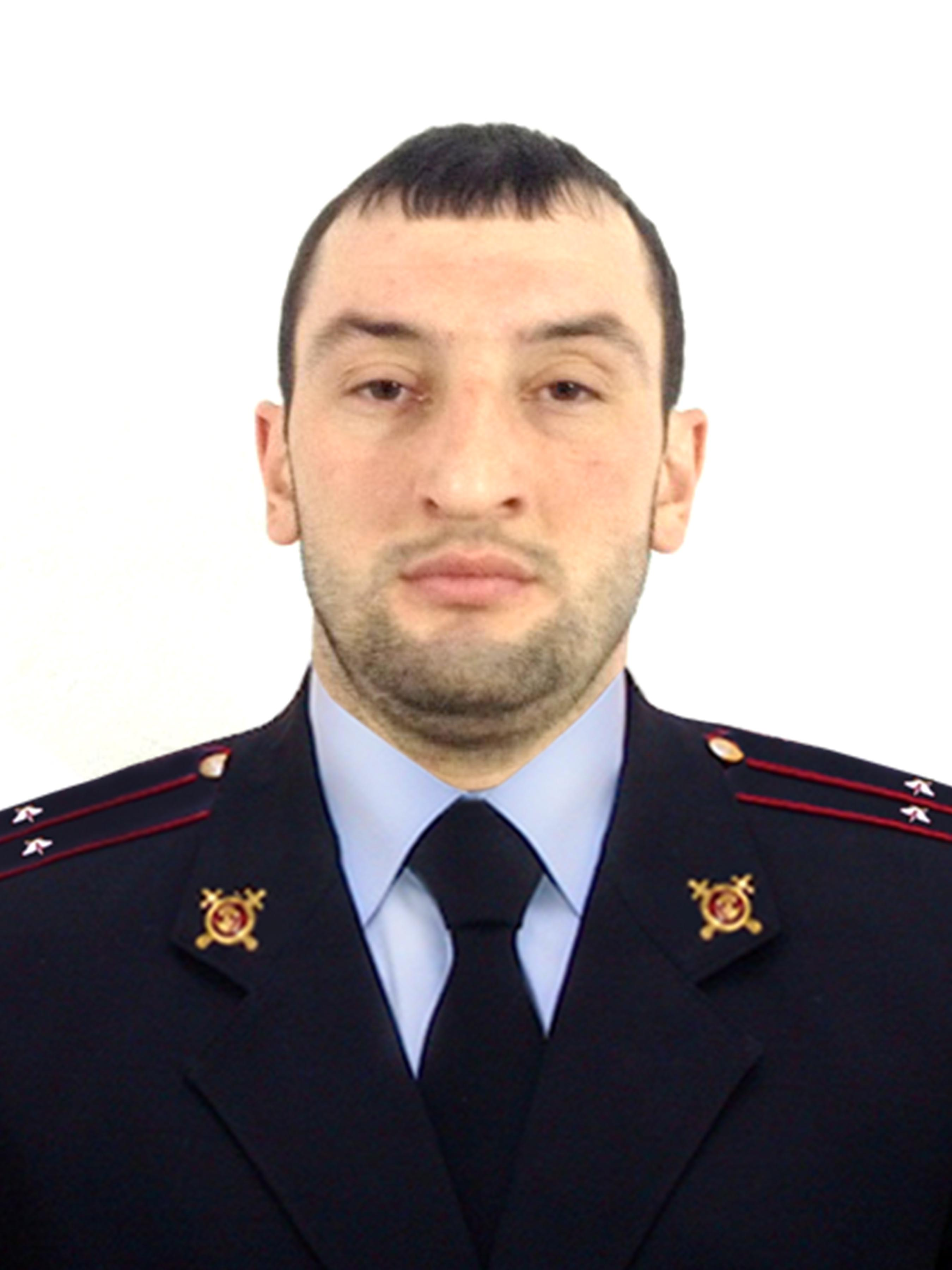 Мухтаров Рамзан Владимирович
